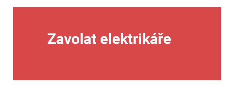 Zavolat elektrikáře